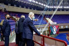 Визит делегации АНО «Оргкомитет волейбол 2022»