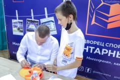 Проект «Открытие арена» со Станиславом Шаровым