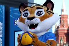 Официальный талисман Чемпионата мира по волейболу получил имя