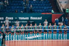 Поздравляем с Днем рождения волейбольный клуб «Локомотив»