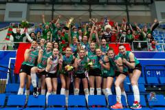 Волейбольный клуб «Локомотив» стал чемпионом России