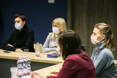Во дворце спорта «Янтарный» обсудили вопросы о переподготовке специалистов