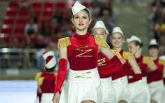 Набор в новую секцию во дворце спорта «Янтарный»
