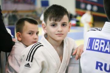 Во дворце спорта «Янтарный» в пятый раз прошел международный турнир по дзюдо