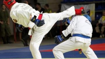 Международный турнир по рукопашному бою «Лига чемпионов» на призы губернатора Калининградской области
