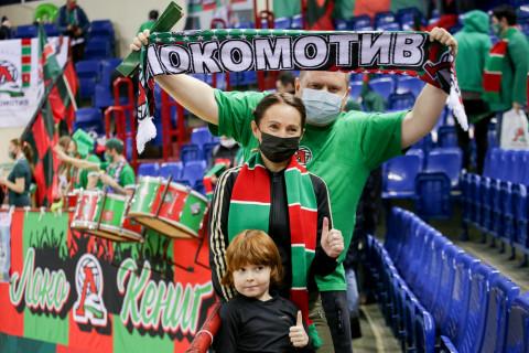 «Локомотив» – «Липецк»