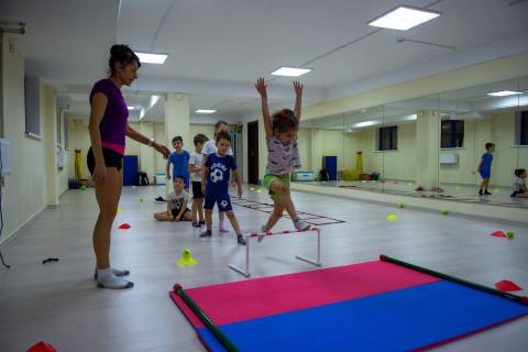 «Детская атлетика»