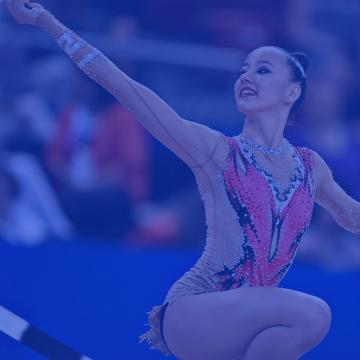 Секция художественной гимнастики «Мир гимнастики»