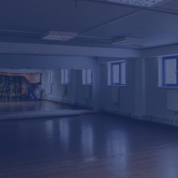 Тренировочный/танцевальный зал «Пульс»