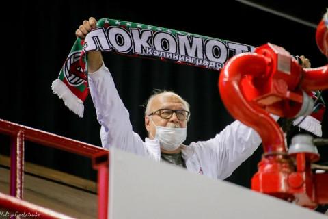 Игра между командами «Локомотив» – «Динамо»