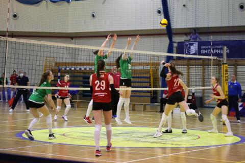 Международный детско-юношеский турнир по волейболу «Балтийская весна»