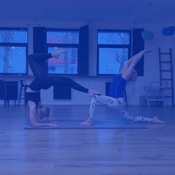Занятия по стретчингу от Юлии Каневой