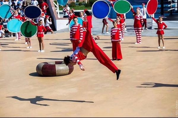Цирковая студия «Фаворит»