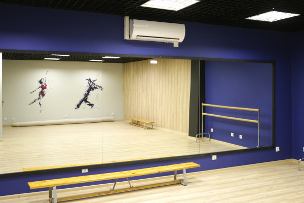 Тренировочный/танцевальный зал «Тайм»