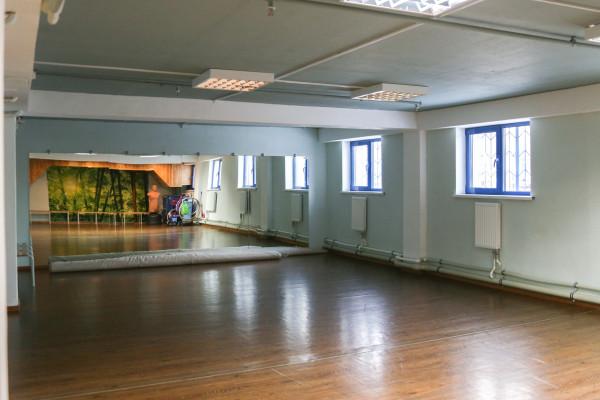Аренда тренировочного/танцевального зала «Пульс»