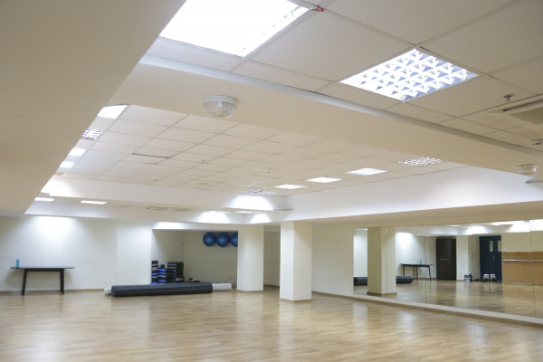 Аренда тренировочного/танцевального зала «Игра»