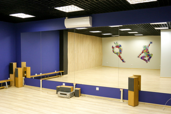 Тренировочный/танцевальный зал «Старт»