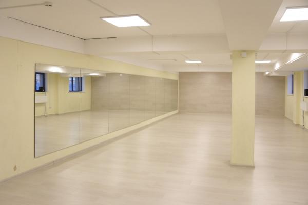 Тренировочный/танцевальный зал «Раунд»