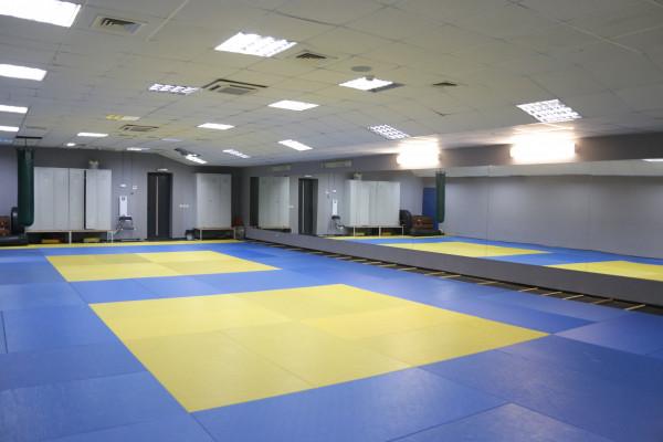 Тренировочный зал «Сила»